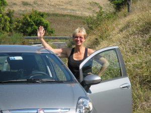 Suspense Author of Astoria Rumors Cheryl Colwell