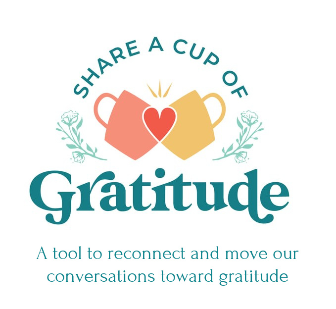 Share a Cup of Gratitude with Cheryl Colwell